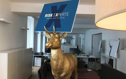 Die Hirschen verpassen Risk Experts eine neue CI
