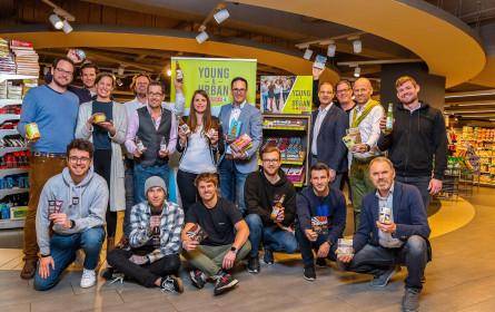 """Young & Urban by Spar"" bringt Produkttrends ins Regal"