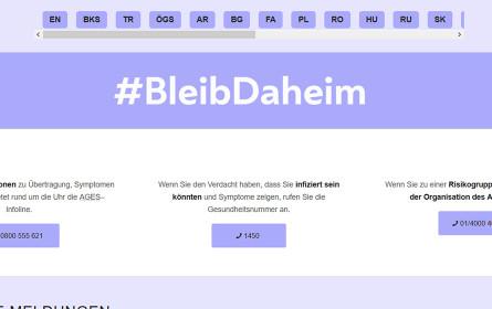 """""""Wien hält zusammen"""" – Neues Netz-Angebot in Zeiten von Corona"""