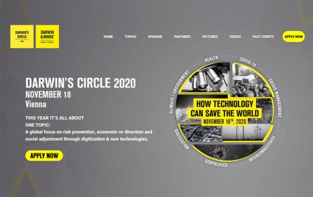 Darwins Circle 2020 kommt am 18. November nach Wien