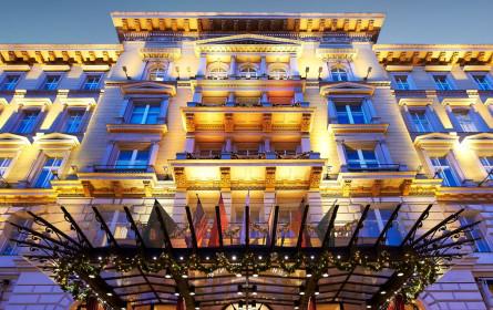 Grand Hotel Wien feiert sein großes Jubiläum anders als gedacht