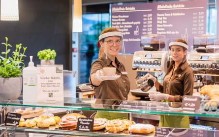 Interspar-Gastronomie öffnet wieder am 15. Mai 2020