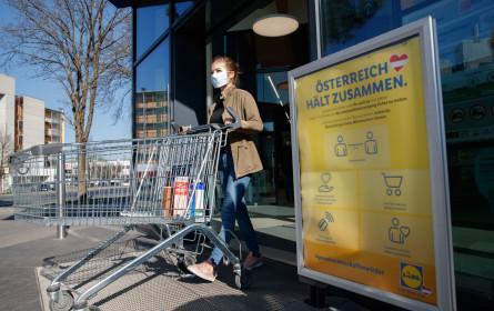 Lidl Filialen in Österreich ab 7. Mai wieder länger geöffnet