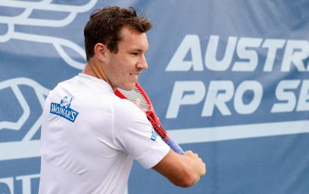 sportsWorld und Wojnar eröffnen die Sommersaison für die österreichischen Tennisstars