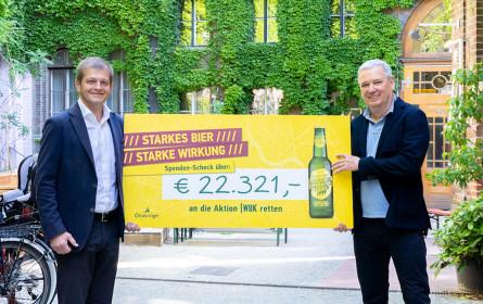 "Starkes Bier, starke Wirkung: ""Ottakringer Kultur-Reparatur-Seidl"""