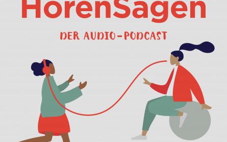 """""""Vom HörenSagen"""" – Neues vom RMS Audio-Podcast"""
