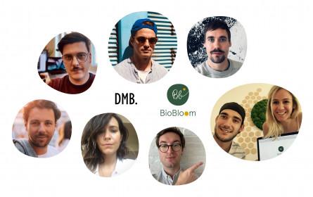 Demner, Merlicek und Bergmann kreiert für das junge Unternehmen BioBloom