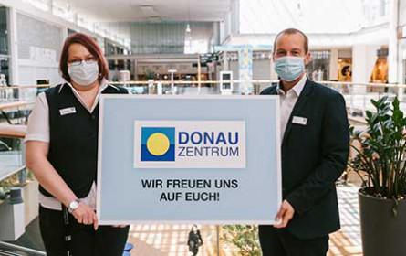 Donau Zentrum: Gesamtes Center ist wieder geöffnet