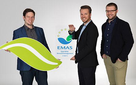 Henkel-Werk bleibt EMAS-zertifiziert