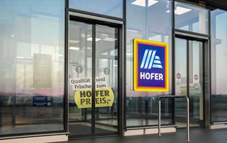 Hofer eröffnet neue Filiale im Hanssonzentrum