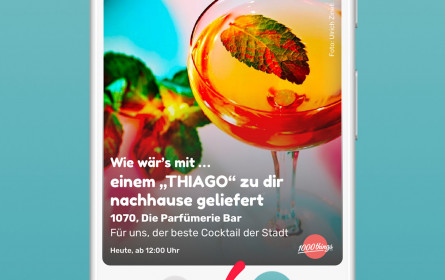 "Inspi App um ""Wien gut finden"" gestartet"