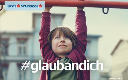 Jung von Matt/Donau für Erste Bank und Sparkasse