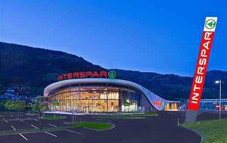Interspar Nußdorf-Debant eröffnet auf modernisierter Fläche