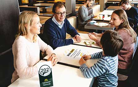 McDonald's Restaurants öffnen ab 15. Mai 2020