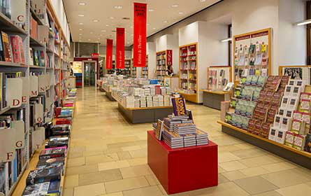 Morawa-Buchhandlungen erfinden sich neu