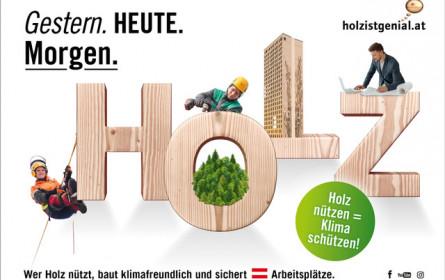Mit Holzbau heimische Wirtschaft stärken und Klima schützen