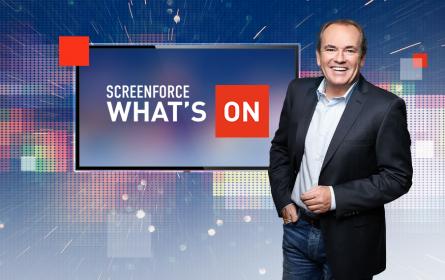 """Neue Videoserie über Videowerbung: Screenforce feiert Premiere von """"What's on"""""""
