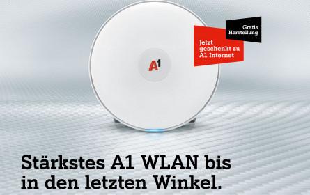 A1 präsentiert A1 Mesh Wlan