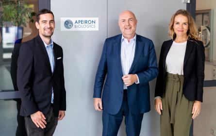 Brandenstein Communications kommuniziert ab sofort für Apeiron