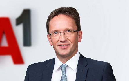 Alfred Mahringer ist neuer Personalchef bei A1 Österreich
