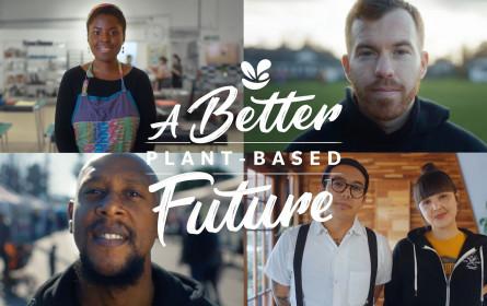 """Gesunde Erährung bei """"A Better Plant-Based Future"""""""