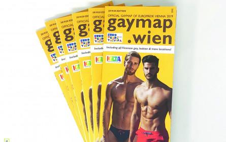 Gaymap.wien unterstützt bunte Gastro-Szene