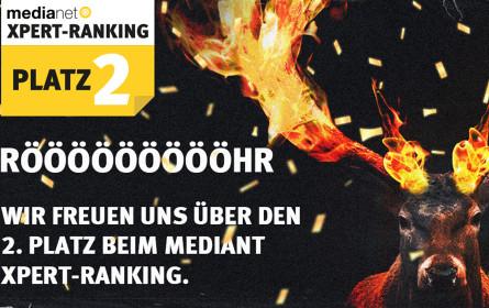 """Zum goldenen Hirschen publiziert Agenturfilm """"Action Deer"""""""