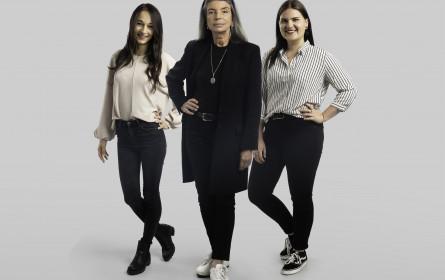 """Drei Mal """"weibliche Performance"""" für die Corvis Online Marketing Agentur"""