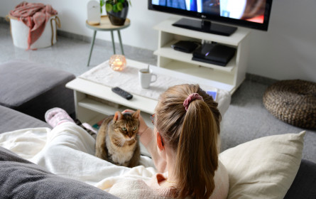 Netflix, Fitness und Backen