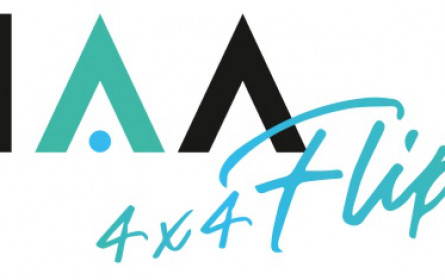 """IAA Austria launcht """"4 x 4 Flip"""""""