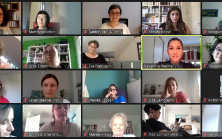 Digitale Konferenz zur Gleichberechtigung im Journalismus