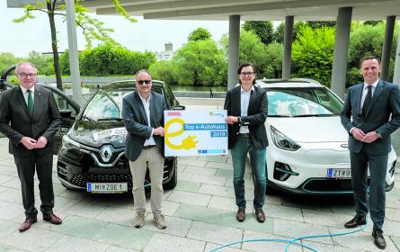 Top E-Autohäuser ausgezeichnet