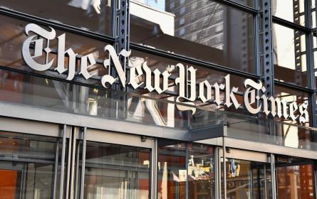 "Rücktritt nach Kommentar in der ""New York Times"""