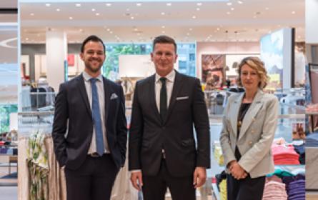Peek & Cloppenburg feiert Markteintritt in Serbien