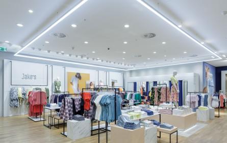 Peek & Cloppenburg: Wieder auf gesamter Verkaufsfläche geöffnet