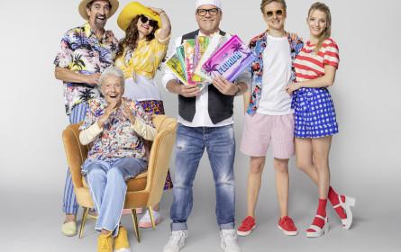 XXXLutz:  DJ Ötzi als Stargast bei Familie Putz