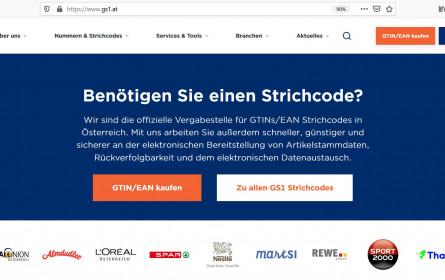 Website-Relaunch bei GS1 Austria: klar, übersichtlich, kundenorientiert