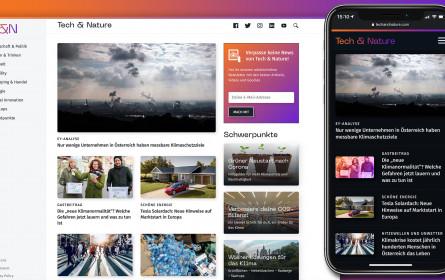 Neustart für das Online-Magazin Tech & Nature