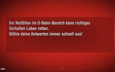 Was würde ich tun? Sicherheitskampagne der Wiener Linien prämiert