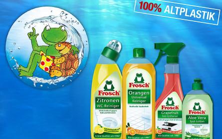 """Der """"Frosch"""" erhält Marken-Award für seine Nachhaltigkeitsstrategie"""