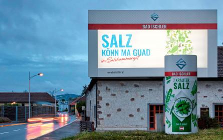 Bad Ischler zeigt sich 2020 mit Epamedia in neuem Gewand