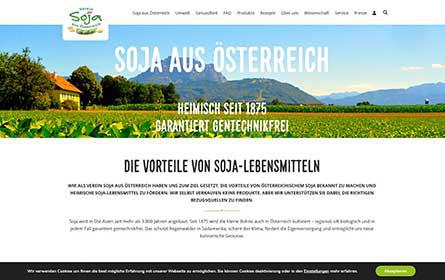 Österreichs Bauern steigern Bio-Sojafläche