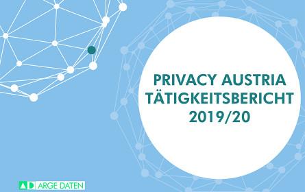 ARGE Daten bringt Tätigkeitsbericht für den Datenschutz