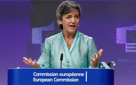 EU-Kommissarin plant stärkere Regulierung von US-Tech-Konzernen