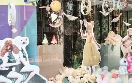 Spielwiese: Neuer Concept Store auf der Kärntner Straße