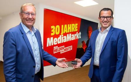MediaMarkt gewinnt Market Quality Award
