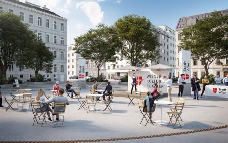 Wien dreht auf: Start des Kultursommers 2020