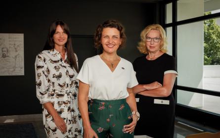 Traude Rathgeb ist neue Präsidentin von EWMD Austria
