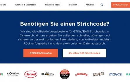 GS1 relauncht Website: klar, übersichtlich, kundenorientiert