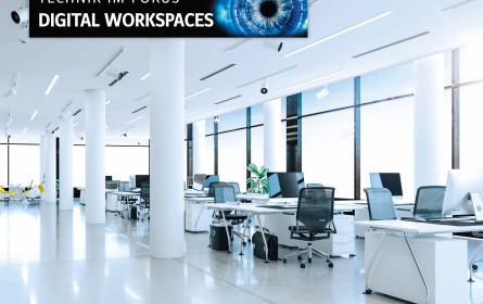 Conrad Electronic hilft bei der Digitalisierung des Arbeitsplatzes